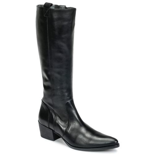 kengät Naiset Saappaat Betty London HERINE Black