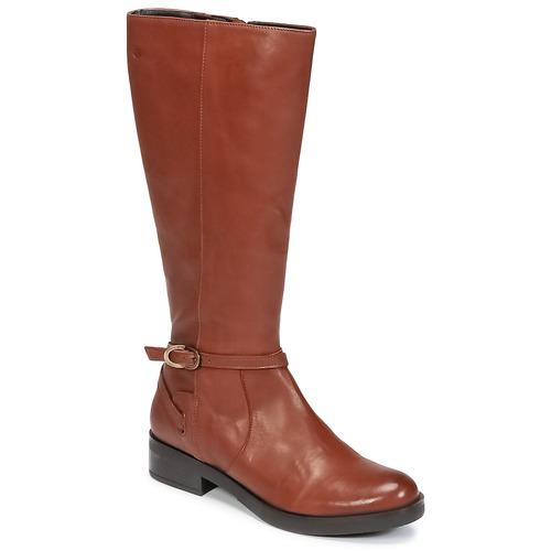 kengät Naiset Saappaat Betty London HIVANE Camel