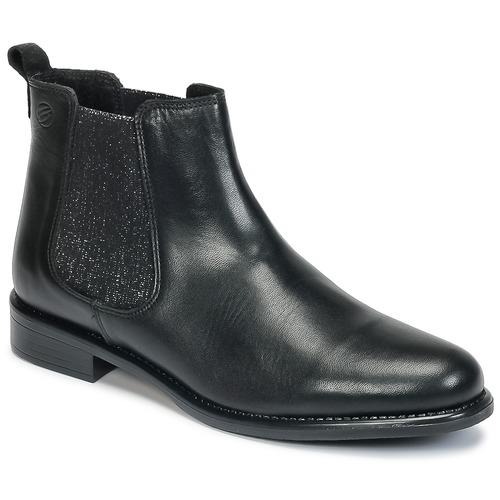 kengät Naiset Bootsit Betty London HAYATI Black