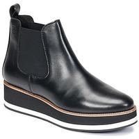 kengät Naiset Bootsit Betty London HIRO Musta
