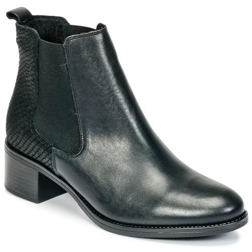 kengät Naiset Nilkkurit Betty London HASNI Black