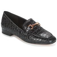 kengät Naiset Mokkasiinit Dune London LOLLA Musta