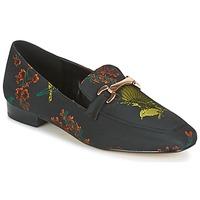 kengät Naiset Mokkasiinit Dune London LOLLA Black