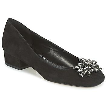 kengät Naiset Balleriinat Dune London BAYA Musta