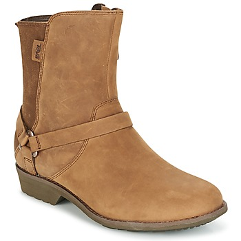 kengät Naiset Bootsit Teva DE LA VINA DOS Brown