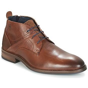 kengät Miehet Bootsit Casual Attitude HOKIS Brown