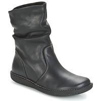 kengät Naiset Bootsit Casual Attitude HAPANO Black