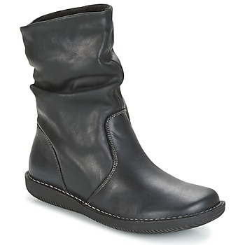 kengät Naiset Bootsit Casual Attitude FILL Black