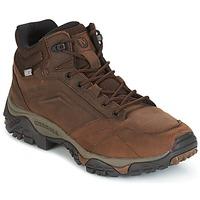 kengät Miehet Bootsit Merrell MOAB VENTURE MID WTPF Brown