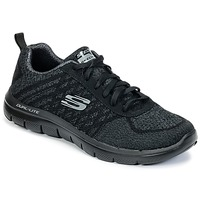 kengät Miehet Fitness / Training Skechers FLEX ADVANTAGE 2.0 - Black