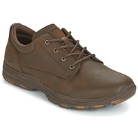 kengät Miehet Matalavartiset tennarit Skechers MENS USA Brown