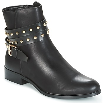 kengät Naiset Bootsit Buffalo NIPATE Black