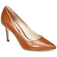 kengät Naiset Korkokengät Buffalo SEMI CROMO Cognac