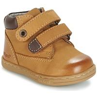 kengät Pojat Bootsit Kickers TACKEASY Camel