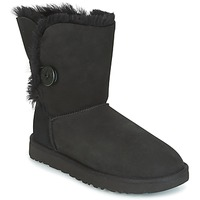 kengät Naiset Bootsit UGG BAILEY BUTTON II Black