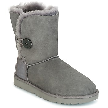 kengät Naiset Bootsit UGG BAILEY BUTTON II Grey