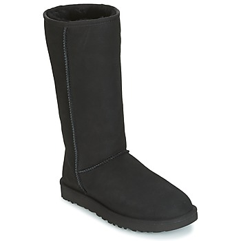 kengät Naiset Saappaat UGG CLASSIC TALL II Black