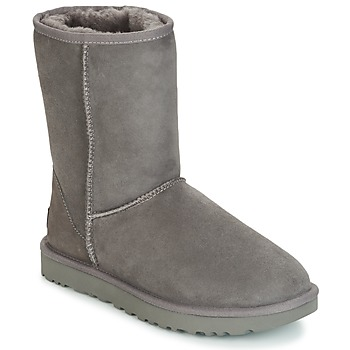 kengät Naiset Bootsit UGG CLASSIC SHORT II Grey