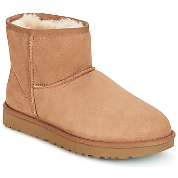 kengät Naiset Bootsit UGG CLASSIC MINI II Camel