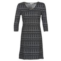 vaatteet Naiset Lyhyt mekko Cream MIRA DRESS Black