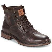 kengät Miehet Bootsit Dockers by Gerli LOBRE Brown
