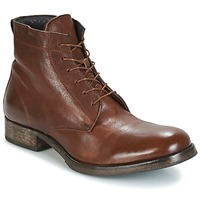 kengät Miehet Bootsit Moma CUSNA COPPER Brown