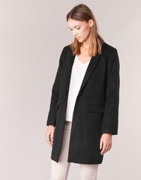 vaatteet Naiset Paksu takki Betty London HODISSE Musta
