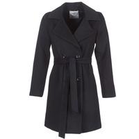 vaatteet Naiset Paksu takki Casual Attitude HALLOA Black