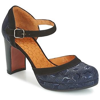 kengät Naiset Korkokengät Chie Mihara TISA Blue / Metallinen