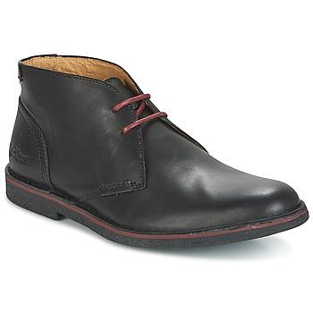 kengät Miehet Bootsit Kickers MISTIC Black