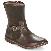 kengät Naiset Bootsit Kickers CREEK Ruskea / Fonce