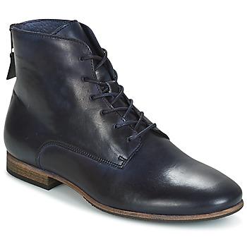 kengät Naiset Bootsit Kickers GAMEGIRL Laivastonsininen