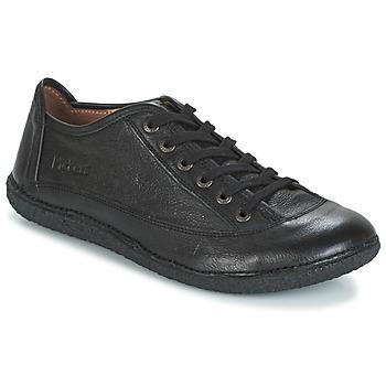 kengät Naiset Derby-kengät Kickers HOLLYDAY Musta