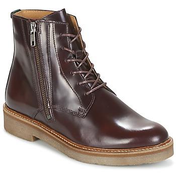 kengät Naiset Bootsit Kickers OXFOTO Bordeaux
