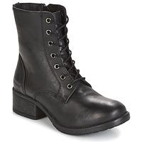 kengät Naiset Bootsit Kickers REKABBY Black