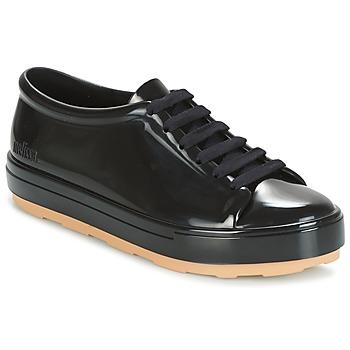 kengät Naiset Matalavartiset tennarit Melissa BE AD. Black
