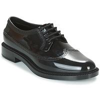 kengät Naiset Derby-kengät Melissa CLASSIC BROGUE AD. Musta
