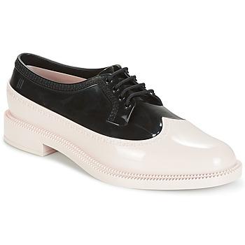 kengät Naiset Derby-kengät Melissa CLASSIC BROGUE AD. Pink / Black