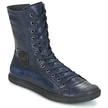 kengät Naiset Bootsit Pataugas BASIC Laivastonsininen