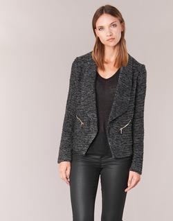 vaatteet Naiset Takit / Bleiserit Le Temps des Cerises DARLA Grey