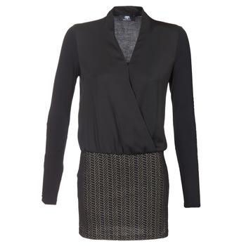 vaatteet Naiset Lyhyt mekko Le Temps des Cerises MALAYA Black