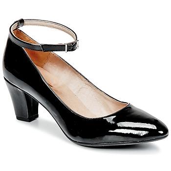 kengät Naiset Korkokengät So Size HOLO Black