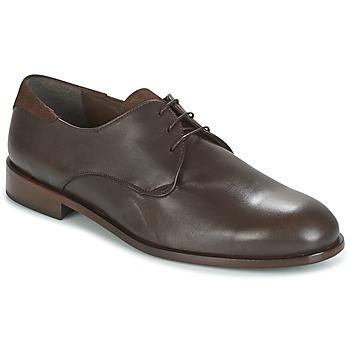 kengät Miehet Derby-kengät So Size HUPO Brown