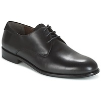 kengät Miehet Derby-kengät So Size HUPO Black