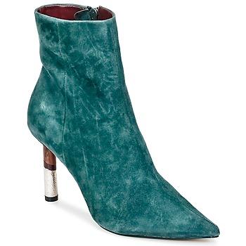 kengät Naiset Nilkkurit KG by Kurt Geiger RAINE-GREEN Green