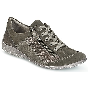 kengät Naiset Matalavartiset tennarit Remonte Dorndorf POLINE Grey
