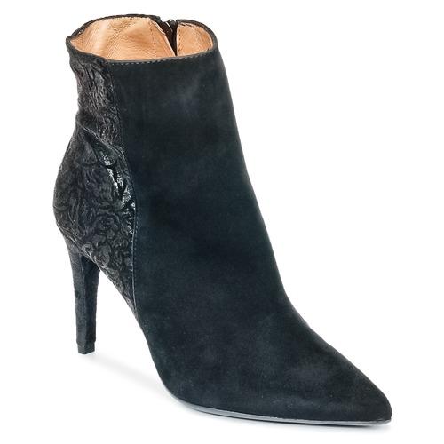 kengät Naiset Nilkkurit Fericelli HOLGI Black