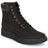 kengät Naiset Bootsit Timberland KENNISTON 6IN LACE UP BOOT Black