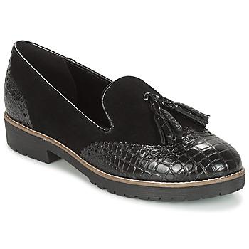 kengät Naiset Balleriinat Dune London Gilmore Musta