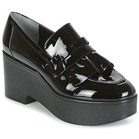 kengät Naiset Mokkasiinit Robert Clergerie XOCK-VERNI-NOIR Black